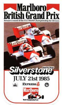 British Grand Prix 1985