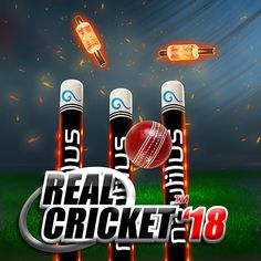 Real Cricket™ is here and here to stay! For the first time, we bring to you our hit cricket franchise and rich cricketing experience with Real Cricket 18 Cricket Tv, World Cricket, Cricket Games, Free Android Games, Free Games, Android Apps, Pc Games, Game Engine, Mind Games