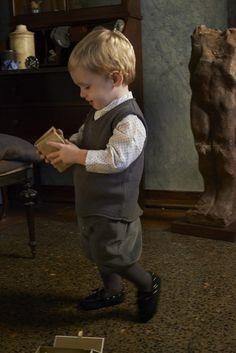Normandie clothing designed in barcelona elegant luxury baby outfit ropa de bebe recién nacido
