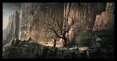 ArtStation - Immortals 2011, Raphael Lacoste