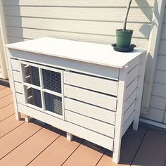 Ac Cover, American Houses, Front Yard Landscaping, Outdoor Furniture, Outdoor Decor, Curb Appeal, Landscape Design, New Homes, House Design
