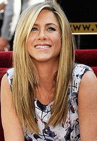 Long layers and bangs. Jennifer Aniston <3