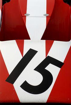 Surtees F5000 No. 15 - GPCooper