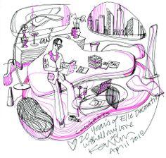 Drawing Sketches, Drawings, Sketching, Karim Rashid, How To Plan, Comics, Illustration, Inspiration, Jewelry Ideas