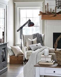 hudson farmhouse living room