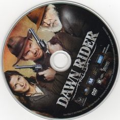 Dawn Rider (2012) – Movie DVD – CD Label, DVD Cover, Front Cover, Dawn Rider DVD Cover