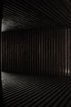 David Adjaye timber pavilion