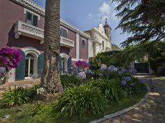 Villa Paola Official Site | Hotel 5 star in Tropea | Romantic Hotel