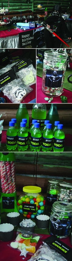 @ Nicole thomas All I'm thinking is if that Yoda Soda is Mountain Dew there will literally be young Jedis force jumping off the walls!