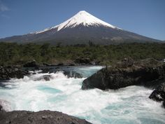 Volcano Osorno & Petrohue River - Chile
