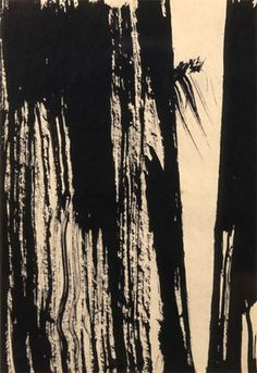 Barnett Newman, Untitled - The Void, 1946