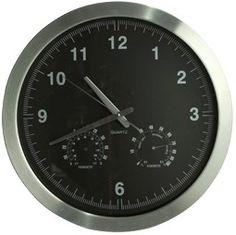 Art Home - Eastime Relógio Orbit 45cm Preto EG044PR