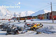 Il quartiere residenziale di Longyearbyen