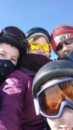 The Boyden family is reppin' Cabot Creamery Cooperative at #theloaf today! They're not just part of the farm they are part of our #farmfamily ! Have a great day on the mountain Matt, Jen, Storer & Jilly-Bean!!#cabotfarmers #farmlove #farm365 #farmfamilies #winterinmaine #sugarloaf #mainewinter #familytime #maineskiing