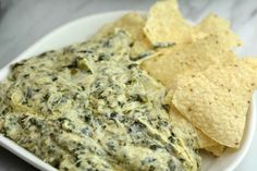 Instant Pot Artichoke and Spinach Dip Applebee's Copycat  Cheesy, Spinach, and Artichoke dip is one of my favorite appetizers when I go to Applebees. I think I could actually eat it with a spoon although I did serve this with bread and chips. I made Crack Chicken in the Instant Pot last week for …