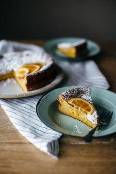 passover almond cake