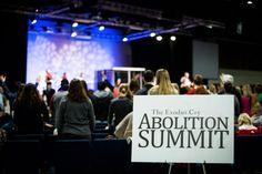 Exodus Cry Abolition Summit