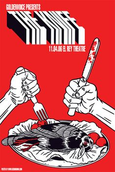 THE KNIFE - Poster