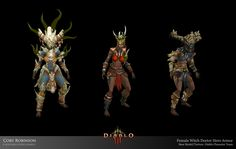 Diablo 3: Reaper of Souls - art dump - Polycount Forum