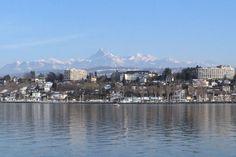 Thonon-les-Bains, Haute-Savoie