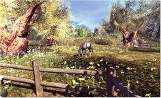 """Second Life Foto del día 20/03/2014 Echa un vistazo a  la Second Life Foto del Día ,  """"Estanque de Jacob - febrero 2014""""  por  Inara Pey . No te olvides de visitar Second Life en  Tumblr ,  Facebook  y  Google Plus !"""