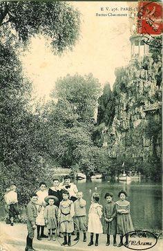 paradis express: Parks in Paris, early Paris 1900, Old Paris, Paris France, Vintage French Posters, Vintage Photos, Vintage Postcards, Paris Vintage, Vintage Travel, Old Pictures