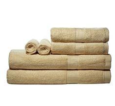 Bamboo Towel Set - 1 wash cloth, 1 hand towel, 1 bath towel  $49.95