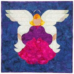 Quilter's Angel