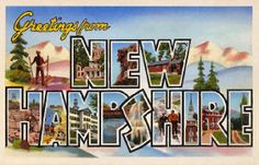 New Hampshire State Information