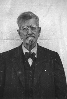 Dr Claus Schilling (1871-1946. Médecin. Responsable des expériences médicales (malaria). Pendu.
