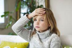 Cefalea nei bambini: prima causa di assenza a scuola