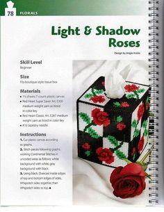 LIGHT & SHADOW ROSES TBC 1/2
