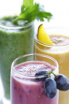 7 Smoothie Recipes That Melt Fat
