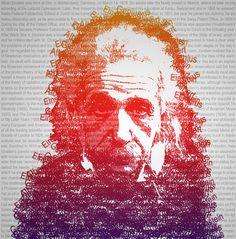 10 Amazing Albert Einstein Portraits for His 134th Birthday