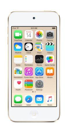 Apple iPod Touch 16GB Gold 6th Gen from Noel Leeming