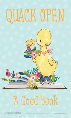 Spring into Reading with Book-Inspired Library Posters FREE Spring Library Posters Library Memes, Library Quotes, Library Signs, Library Posters, Reading Posters, Library Bulletin Boards, Library Art, Free Library, Book Quotes