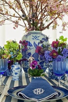 Turquoise, Tulips and Bliss: Wednesday's Wedding Inspired Bliss ~ Ginger Jar Designs