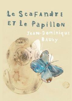 Folio art Kate Evans - Le Scaphandre et le Papillon