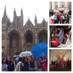 Diario de Viaje 1: Oundle, julio 2012