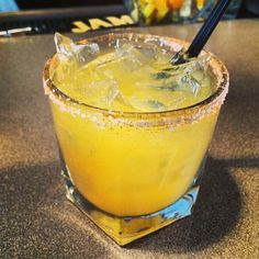 Coleys American Bistro - Here's a little teaser for tomorrow-  Cayenne Pepper Margarita! #ColumbiaMO #cocktail
