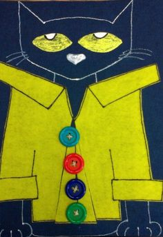 Thrive After Three: Pete the Cat and His Four Groovy Buttons