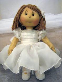 Minúcias: Bonecas de Pano da Ilma Brescia