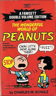 The Wonderful World of Peanuts - More Peanuts; 1954  -  use clip art
