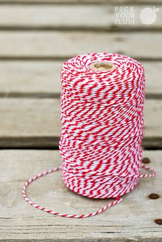 Love me some Bakers Twine... and I'm also loving this sale! #crafts