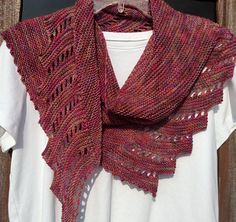 Enjoyed knitting this. Very easy and quick. Will certainly make another.