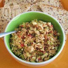 Tonijnsalade voor op brood @ allrecipes.nl