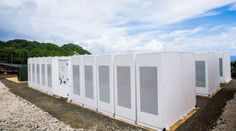 #Bienestar #energía_solar #proyecto Tesla y SolarCity llevan la energía solar a toda la isla de Ta'u