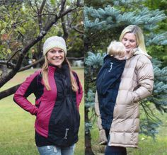 31c849c4e531 extendher maternity and Babywearing coat extender. www.theextendher.com Maternity  Winter Coat,