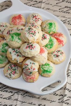 Lemon Ricotta Cookies + The Great Food Blogger Cookie Swap 2015!