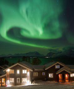 Lyngen Lodge in Norway